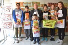 Türkiye'nin ilk 'obez market'i açıldı
