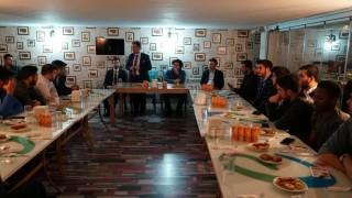 """Ulusoy:""""Gençlerin dinamizmi ile bu ilçeyi yöneteceğiz"""""""
