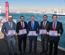 Vodafone İstanbul Yarı Maratonu basın toplantısı yapıldı