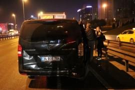 Zeytinburnu'nda trafik kazası… 5 yaralı