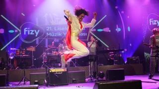 fizy 22'nci Liseler Arası Müzik Yarışması'nda 'Şehrin Sesi' ile yeni starlar doğacak