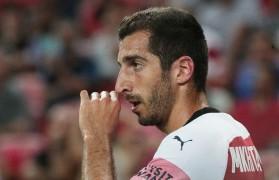Arsenal'in Ermeni futbolcusu Mkhitaryan, Bakü'deki finale götürülmüyor