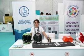 Bağcılar Belediyesi TEKNOFEST'e 7 projeyle katıldı