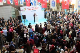 Eyüpsultan Belediyesi, 'Sosyal Market'i hizmete açtı