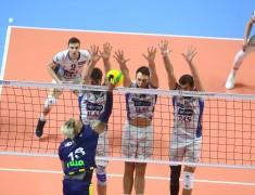 2020 CEV Erkekler Şampiyonlar Ligi: Fenerbahçe HDI Sigorta: 1 – Trentino Itas: 3