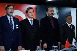 """Beşiktaş'tan açıklama: """"Başkanımızın testi negatif sonuçlanmıştır"""""""
