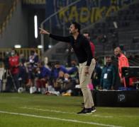 Süper Lig: Fenerbahçe: 0 – Trabzonspor: 1  (İlk yarı)