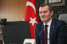 """Başkan Arısoy'dan """"Şiddete hayır"""" çağrısı"""