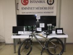 Çaldıkları ürünleri internetten satışa çıkaran şahıslar tutuklandı