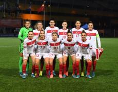 Kadın A Milli Takımı, Estonya'yı 4-0 yendi
