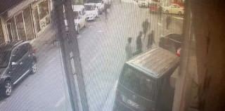 (Özel) İstanbul'da güpegündüz silahlı çatışma