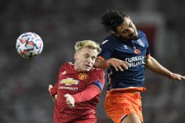 Şampiyonlar Ligi: Manchester United: 3 – Medipol Başakşehir: 0 (İlk yarı)