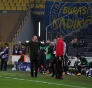 Süper Lig: Fenerbahçe: 1 – Beşiktaş: 2 (İlk yarı)