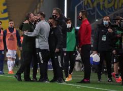 Süper Lig: Fenerbahçe: 3 – Beşiktaş: 4 (Maç sonucu)
