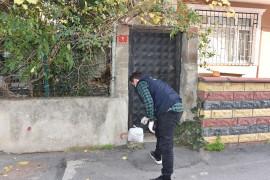 Tuzla'da karantinadaki vatandaşlara her gün üç çeşit yemek