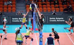 VakıfBank, Şampiyonlar Ligi ilk ayağını namağlup tamamladı