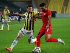 Ziraat Türkiye Kupası: Fenerbahçe: 4 – Sivas Belediyespor: 0