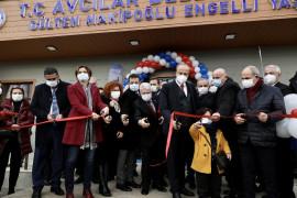 İBB Başkanı İmamoğlu, Başakşehir'de açılışa katıldı