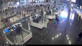 İstanbul Havalimanı'nda göçmen kaçakçılığı operasyonu