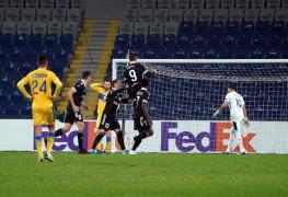UEFA Avrupa Ligi: Karabağ: 1 – Maccabi Tel Aviv: 1