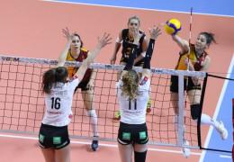 2021 Kadınlar CEV Kupası: Dresdner: 1 – Galatasaray HDI Sigorta: 3