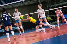 CEV Şampiyonlar Ligi: Fenerbahçe Opet: 3 – Calcit Volley Kamnik: 0