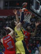 THY Euroleague: CSKA Moskova: 83 – Fenerbahçe Beko: 89